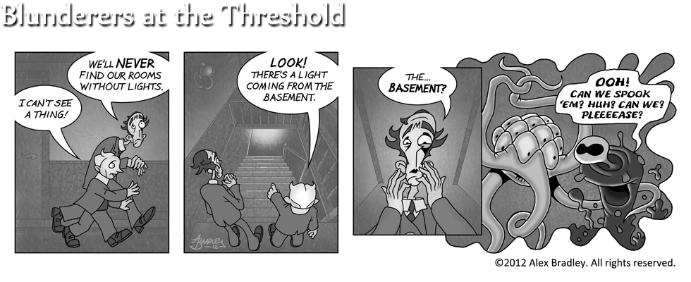 Blunderers at the Threshold