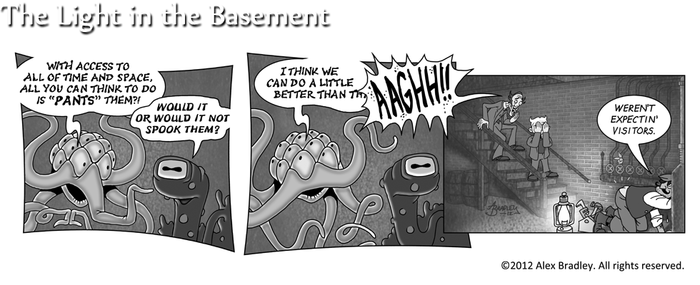 The Light in the Basement