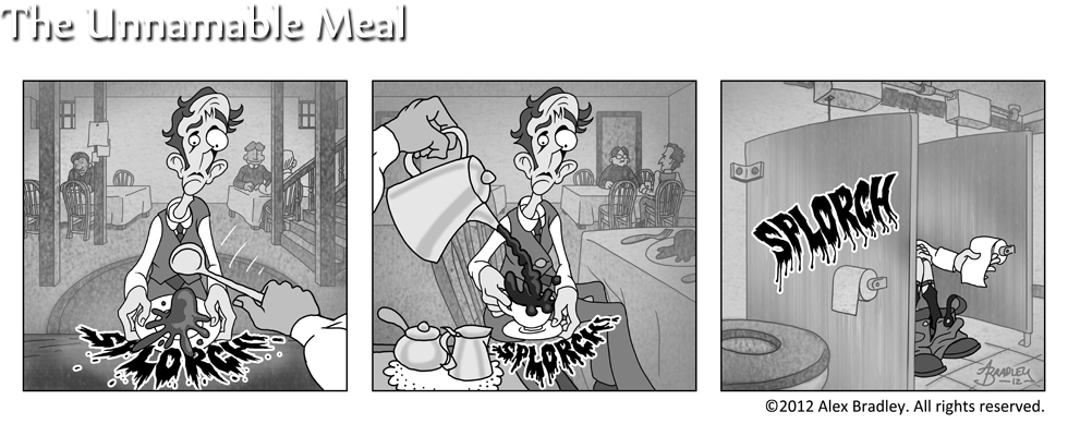 The Unnamable Meal
