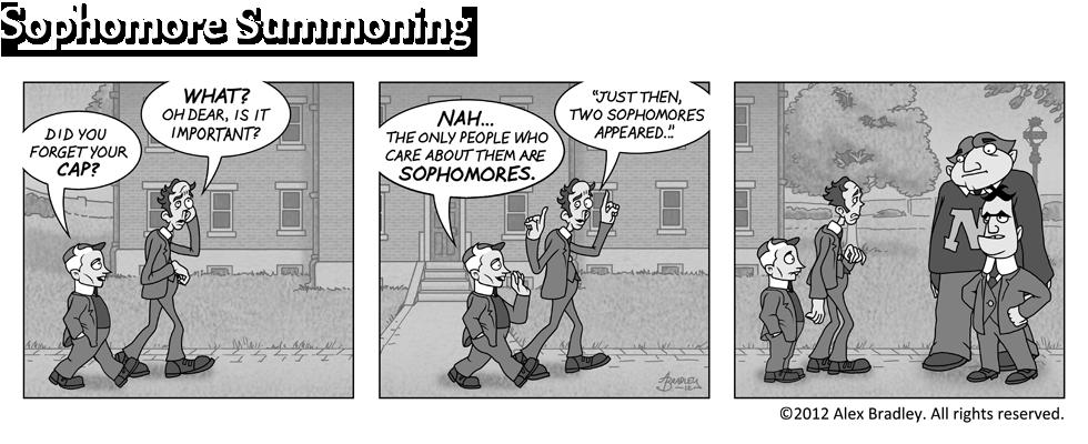Sophomore Summoning