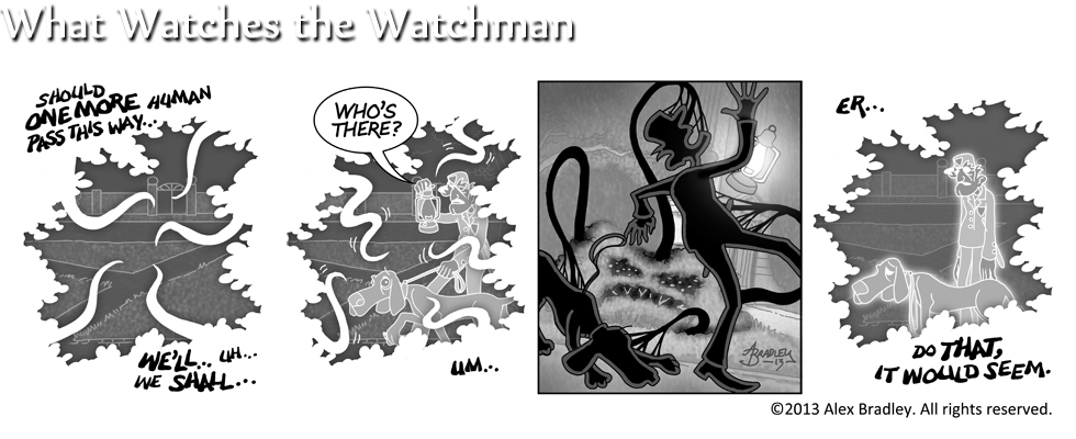 What Watches the Watchmman