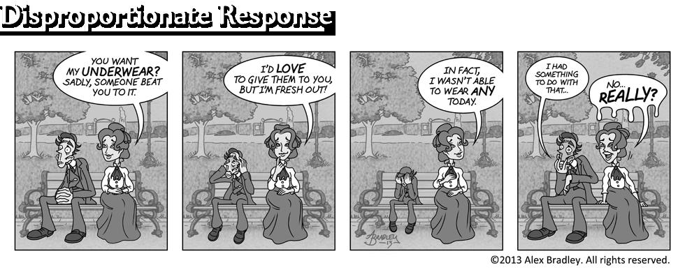 Disproportionate Response