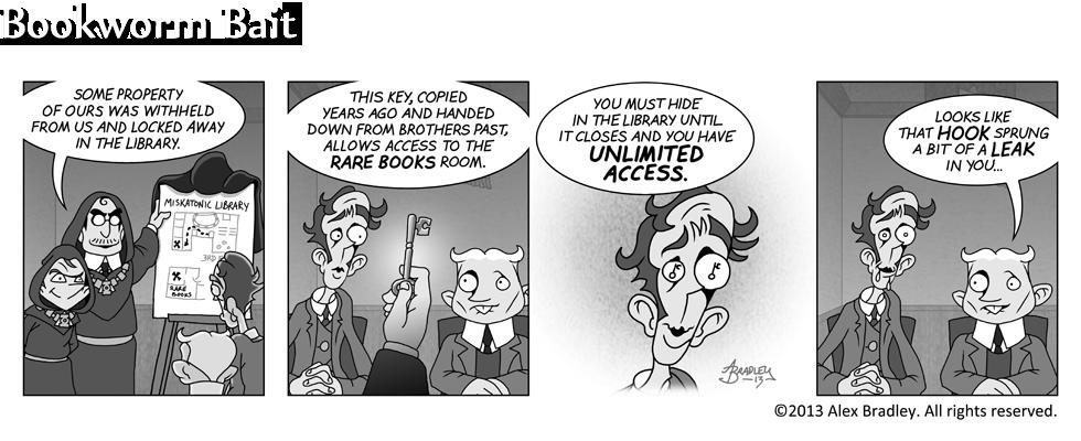 Bookworm Bait