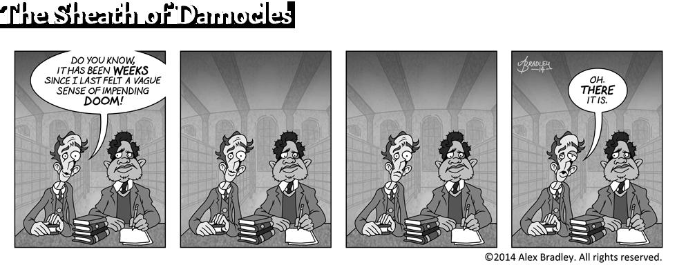 The Sheath of Damocles