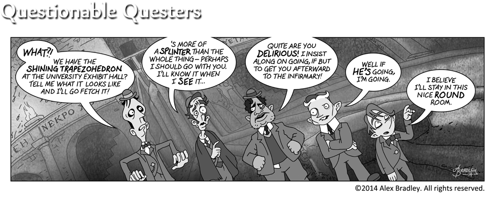 Questionable Questers