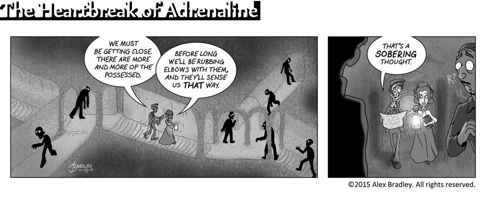 The Heartbreak of Adrenaline