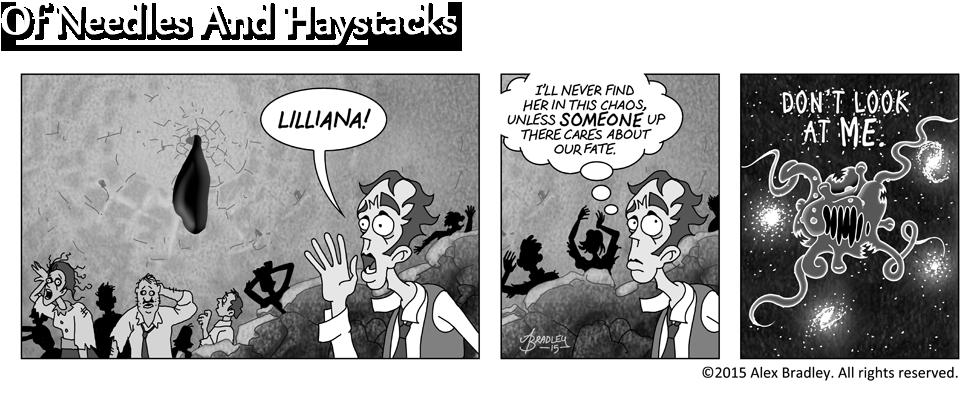 Of Needles And Haystacks