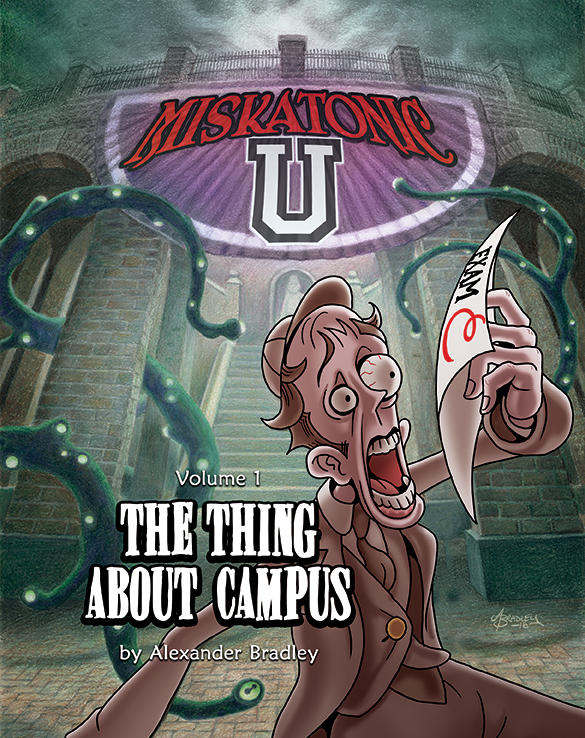 Miskatonic U Volume 1