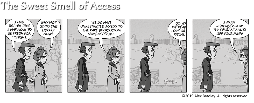 The Sweet Smell of Access