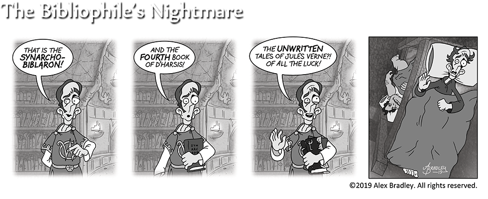 The Bibliophile's Nightmare