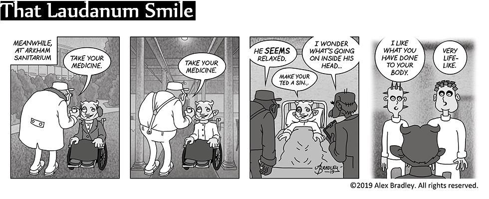 That Laudanum Smile