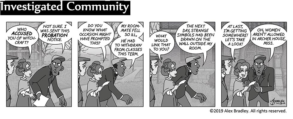 Investigated Community