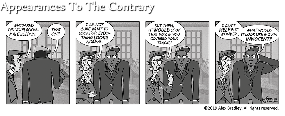 Appearances To The Contrary