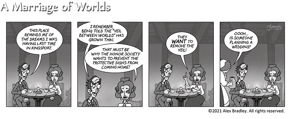 A Marriage Of Worlds