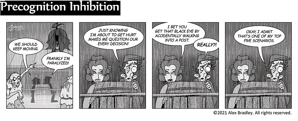 Precognition Inhibition